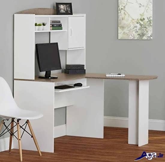 مدل میز کامپیوتر زیبا و ساده