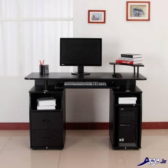 مدل پرکاربرد میز کامپیوتر