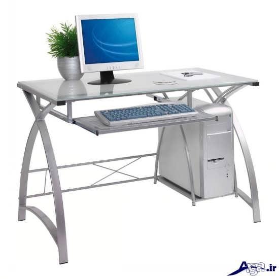 طراحی زیبا برای میز کامپیوتر