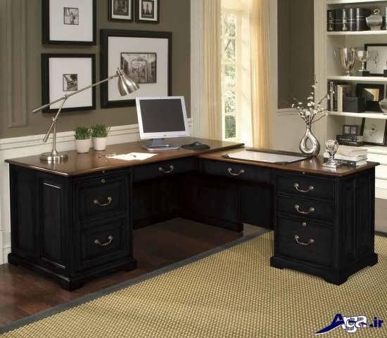 مدل میز برای کامپیوتر و تحریر در منزل