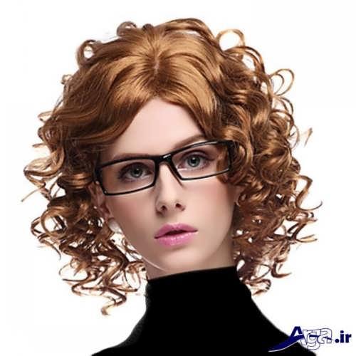 مدل موی فر ریز