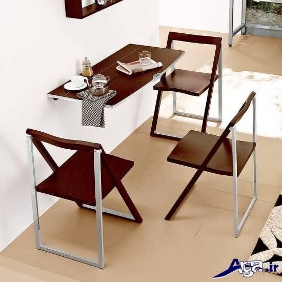 مدل میز ناهار خوری با طرح زیبا
