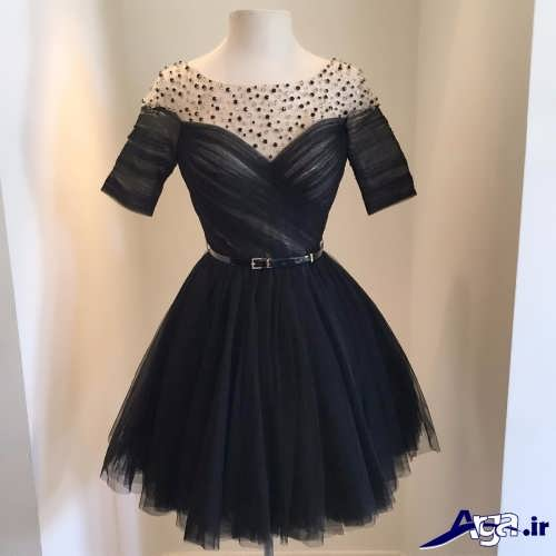 مدل لباس مجلسی دخترانه زیبا و شیک