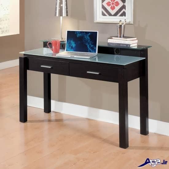 مدل میز مطالعه ی ساده و شیک