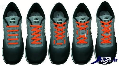 ایده های کاربردی و جالب برای بستن بند کفش ها