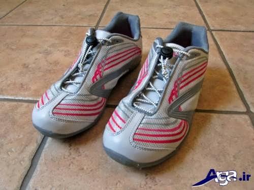 بستن بند کفش ها با کمک ایده های خلاقانه