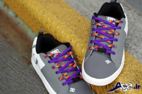 بستن بند کفش با کمک ایده های جالب و ساده