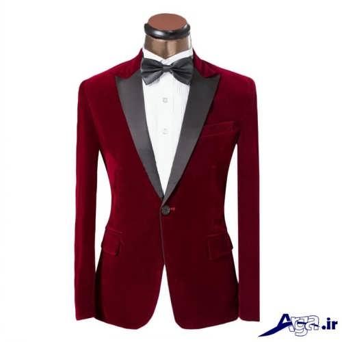 مدل کت قرمز مردانه