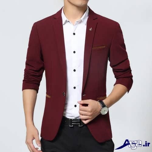 مدل کت مردانه با طراحی زیبا
