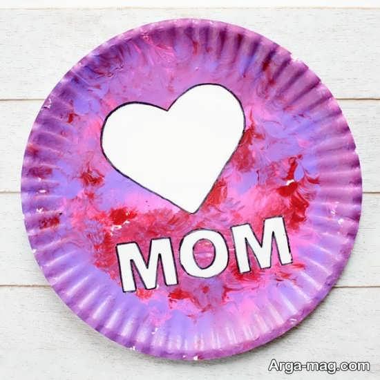 کاردستی خلاقانه مناسب روز مادر