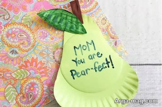 کاردستی فانتزی مناسب روز مادر