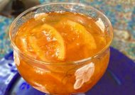 طرز تهیه دسر پرتقال خوشمزه و خوش طعم