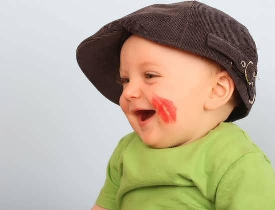 عکس نوزاد پسر برای پروفایل