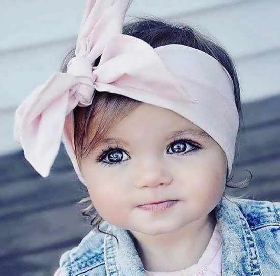 عکس کودک زیبا و ناز برای پروفایل