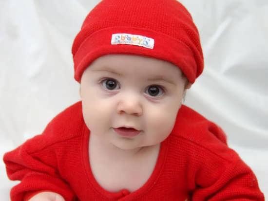 عکس نوزاد پسر زیبا