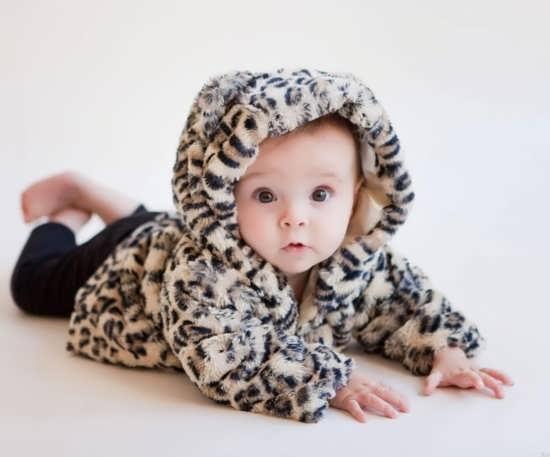 عکس بامزه از نوزاد برای پروفایل