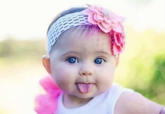 عکس پروفایل نوزاد