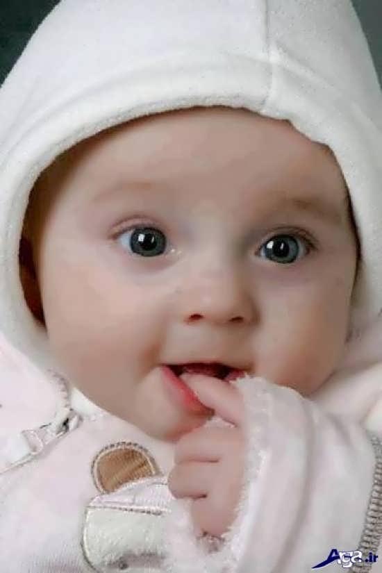 عکس نوزادان پسر بانمک و خوشگل