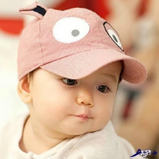 تصویر نوزادان پسر زیبا و بانمک