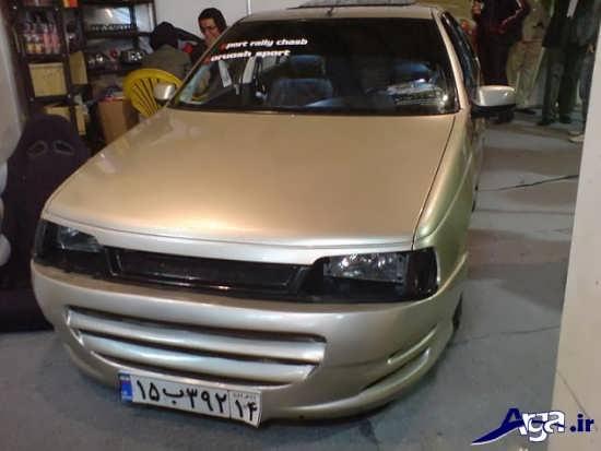 عکس ماشین اسپرت ایرانی