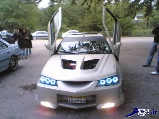 ماشین های اسپرت ایرانی