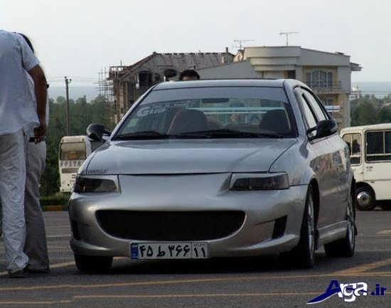 مدل ماشین اسپرت ایرانی