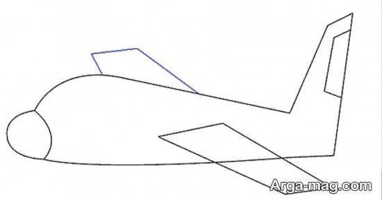 طراحی هواپیما ساده
