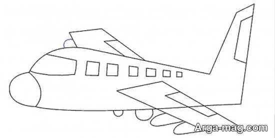 طراحی هوا پیما