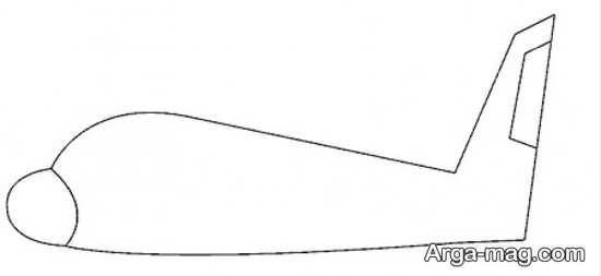 مدلی از طراحی هواپیما