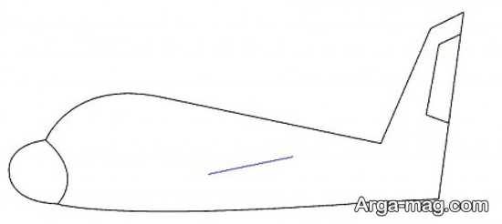 ایده طراحی هواپیما