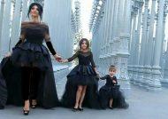 مدل لباس ست مادر و دختر با جدیدترین طرح های مد سال