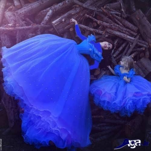 مدل لباس مجلسی پرنسسی