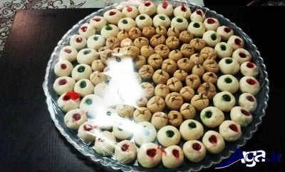 طرز تهیه شیرینی عید در خانه