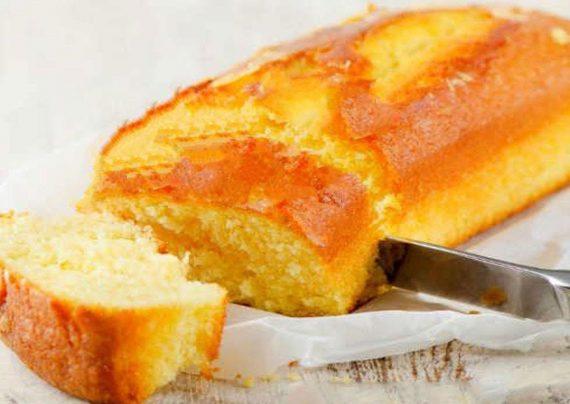طرز تهیه کیک ساده با شیر در منزل