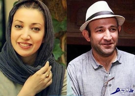 طلاق نگار عابدی و همسرش