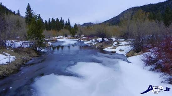 عکس رودخانه های زیبا و دیدنی