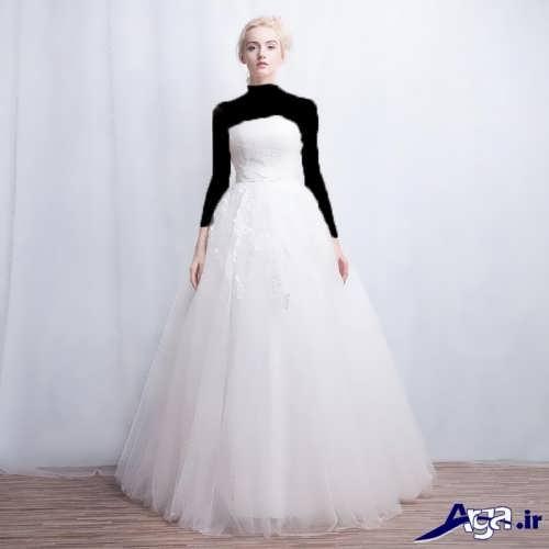 مدل لباس عروس جدید و ساده
