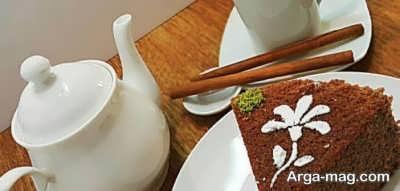 طریقه تهیه کیک چای خوشمزه