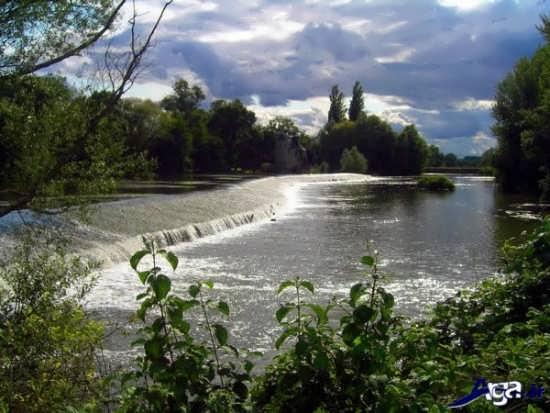 عکس رودخانه های زیبا و مشهور در دنیا