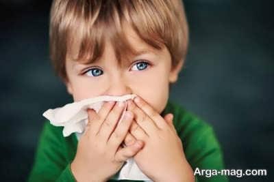 درمان استفراغ کودکان با روش های طبیعی