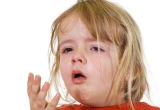 درمان استفراغ کودکان