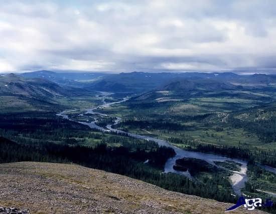 عکس رودخانه های زیبا و معروف جهان