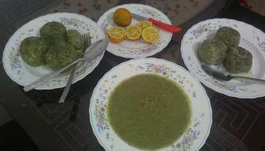 طرز تهیه کوفته سبزی در منزل