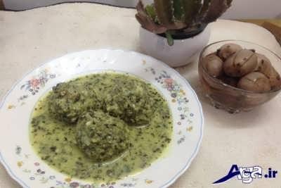 دستور تهیه کوفته سبزی لذیذ در منزل