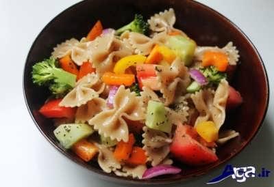 پاستا سبزیجات