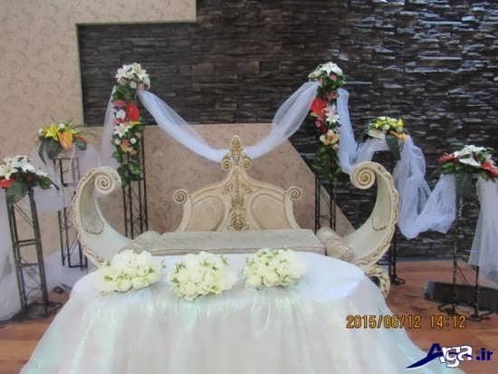 عکس هایی زیبای از جایگاه عروس