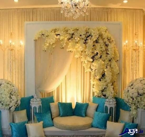 چیدمان جایگاه عروس ایرانی