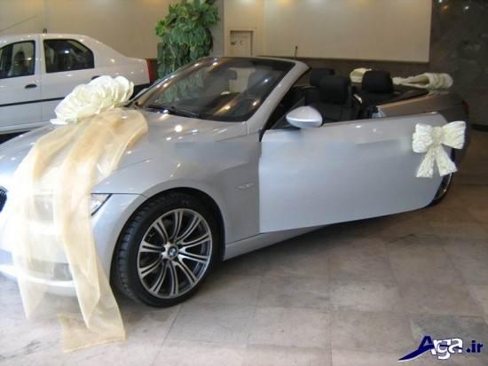 مدل ماشین عروس جدید