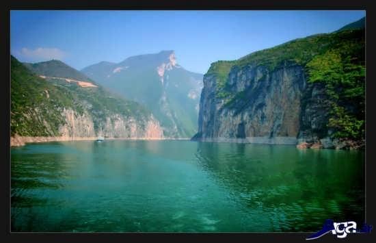 عکس رودخانه های زیبای جهان