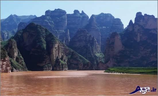 عک رودخانه های زیبا و منحصر به فرد